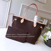 2020 Neue Heißverkaufte Mode Echtes Leder Top Qualität Luxurys Designer Handtasche Umhängetasche Klassischer Brief Frauen Crossbody Bag Freies Schiffin