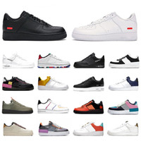 أورورا منصة جديدة دونك الظل 1 منخفضة حذاء الجري رسم حزمة Nike Air Force 1 Af1 Dunk 1  07 LV8 يغمس الرجال والنساء المدربين الرياضية أحذية رياضية chaussures zapatos SCARPE