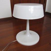 Réplica Penta China Lámpara de mesa diseñada por Nicola Gallizia Ancho 33cm Black White Rojo Rojo dormitorio Café Sofá Side Office Light