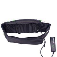 Topseller- box Electric Vibrating Slimming Belt Vibroaction Body Burning Fat Massage Belt