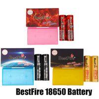 100% Original Bestfire BMR IMR 18650 Bateria 3100mAh 3200mAh 3500mAh Recarregável Caixa de Vape de Lítio Bateria MOD Autêntico com Embalagem
