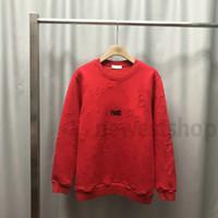 Europe Paris Sweatshirts Mens Big Broken Hoor Hoods 10 Couleur Sweat-shirt Femmes Sweats Sweats Swickers de la mode Sweat à capuche