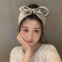 Knitted Knot Headband For Women 2020 Winter Girls Hair Acces...