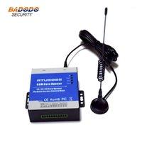 Wireless 2G GSM GPRS 3G 4G بوابة فتحت RTU5025 وحدة تحكم الوصول عن بعد على / إيقاف تشغيل مفتاح التحكم عن بعد