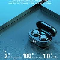 A6 Wireless Bluetooth 5.0 TWS Earphone Headset in-ear earphone Stereo HD Sound for Huawei SamgSung Phone