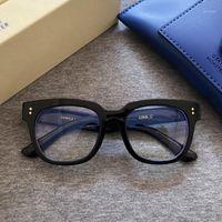 2020 Donne di marca GM Occhiali da sole Corea Deligente Occhiali Pianura Pianura Monster Occhiali da sole Moda Signora Anti Blue Ray Eyewear Occhiali vintage1
