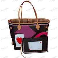 Sac fourre-tout classique Jeu de sacs à main portatif Sac à main portatif Loisirs de qualité supérieure cuir véritable sac à bandoulière haute qualité sac d'embrayage
