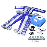 3 in 1 presotherapy makinesi kızılötesi sauna detoks kasları masaj hava basıncı lenfatik drenaj battaniye vücut zayıflama güzellik makinesi