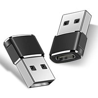 USB نوع C OTG محول ذكر لمايكرو USB كيبل أنثى محولات للماك بوك سامسونج Note20 S20 S10 S9 هواوي USB لنوع ج OTG كابل