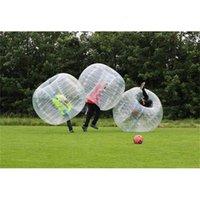 En iyi fiyat 1m 1.2m 1.5m PVC Zorb Ball, şişme Tampon Topu, kabarcık Futbol, kabarcık Futbol Pls Renk u Açıklama yanında Need Söyleyin