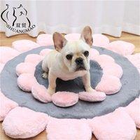 Shuangmao الحيوانات الأليفة بيت الكلب منزل أريكة سرير النوم قابل للغسل القط سرير حصيرة ل كبير صغيرة المتوسطة البلدغ ماتس الكلاب أفخم اللوازم 201223