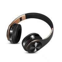 Indossabile 3.0 La cuffia wireless più popolare Stereo Bluetooth Auricolare Bluetooth Auricolare Pieghevole Auricolare Display Supporto Scheda TF Built-in