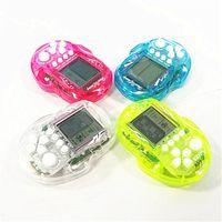 23 1 Klasik Tetris El Nostaljik Konak Oyunları Oyuncu LCD Elektronik Oyun Konsolu Çocukluk Çocuk Oyuncakları Hediye