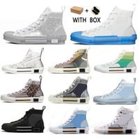 2021 B23 B23 Designer Sneakers Obliqui Pelle Tecnica Pelle Alta Bassa Piattaforma All'aperto Casual Scarpe Casual Vintage taglia 36-45 #nnm