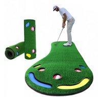 Практика для гольфа Одеяло Крытый тренажер Putter Bigfoot Booket Edition Pusher Ball