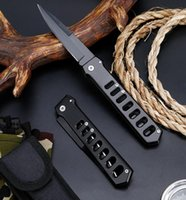 Outdoor tactical knife high hardness folding Knives field survival multifunctional self defense tool HW29