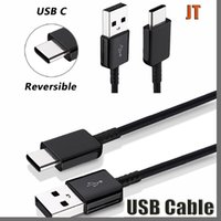 JTD 원래 OEM 품질 1.2M 4FT 빠른 충전 충전기 USB 케이블 코드 유형 C TYPE-C GALAXY S8 S9 S9 + S10 플러스 노트 8 9 안드로이드 폰