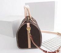 Nuevas mujeres de cuero Boston Bolsas de la mejor calidad de la bolsa de hombro inclinada almohada Mono Bolso Bolsas de Crossbody M41113 25 cm 30 cm 35cm