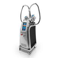 İnce Lipo Kriyo Makinesi Yeni 3 Cryo Kolları Güzellik Cilt Bakımı için Serin Freeze Yağ Cihazı Kolları