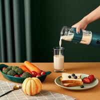 300ml Soya Süt Makinesi Mini Meyve Makinesi Sıkacağı Sebze Extractor Gıda Blender Filtresi Soymilk Filtrasyon için Ücretsiz