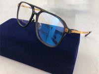 Gylfi Nova Moda Mulheres e Homens Óculos Ópticos Quadro Completo Óculos Óculos Quadrado Quadro Óculos Quadro Top Qualidade Vem com Pacakge
