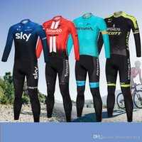 Fashion Mens Cycling Jersey Pro Team Tour de France set summ...