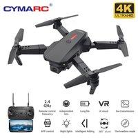 Cymarc M73 DRONE 480P / 4K HD-Kamera FPV-Drohnen-Video-Live-Aufzeichnung Quadcopter Faltbare RC-Drohne Mini-Drohnen-Spielzeug vs E58 201105