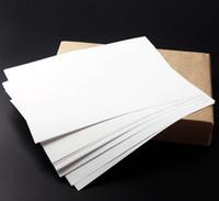 75% cotone 25% lino bianco colore A4 carta con fibra rossa in fibra starchacid senza impermeabile 85 GSM per la stampa Banconota / Bill / Denaro / Certificato42