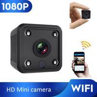 MINI WIFI IP 1080P Outdoor Secret Micro Video Recorder HD Cámara de vigilancia de seguridad inalámbrica LJ201209