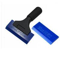 EHDIS BlueMax ручка резиновые скважины воды стеклоочиститель скребок с клинкой виниловой пленки автомобиль Pro Tint Color изменить автомобиль установить инструмент1