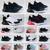Nike air max 270 27C Designer Brand Kinderschuhe Baby Kleinkind Laufschuhe Kanye West 350 Laufschuhe V2 ChildrenBoys Mädchen Beluga 2.0 Sneakers