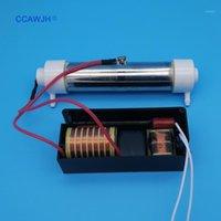 220 110 V 2G Tubo di quarzo Generatore di ozono Lunga durata per la disinfezione dell'aria e dell'acqua + accessorio opzionale + spedizione gratuita1