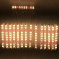 tubo de LED Grow Barquantum tecnología jabalí Samsung LM301h 3000K 3500K 4000K 660 nm de la lámpara completa Planta espectro para hidroponía 30cm T8