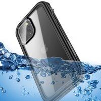كامل الجسم المحمي للماء الهاتف مختومة حالة آيفون 12 11 برو ماكس الصيف IP68 السباحة الغوص تصفح الحالات الهاتف لفون 12mini