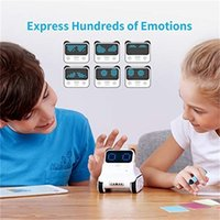 MakeBlock كود روكي روبوت قابل للبرمجة، ألعاب المرح هدية لتعلم AI، بيثون، جهاز التحكم عن بعد للأطفال سن 6+ 201203