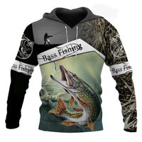 2020 New Fashion Animal Fishing Art Sweatshirt Harajuku Casual Hoodies Tracksuit Funny 3d Printed Jacket Mens Clothing Womens