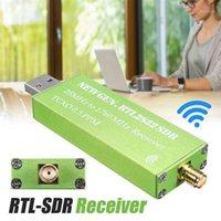 Audiokabels Connectoren USB-adapter RTL-SDR RTL2832U + R820T2 + 1PPM TCXO TV-tuner Stick Ontvanger1