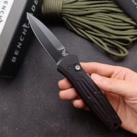 Benchmade BM3551 3551BK automatico Auto EDC sopravvivenza tattica Pocket Knife 154CM lama T6061 Alluminio Maniglia C81 C10 535 9400 3400 3300 coltello