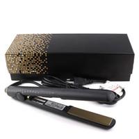 Профессиональный стилер V Gold Max Max выпрямитель для волос Классические быстрые волосы Выпрямители Железный укладчик для волос Инструмент высокого качества DHL