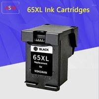 Sostituzione della cartuccia d'inchiostro ASW 65XL per 65 XL 65 per Deskjet3720 3722 3755 3730 3758 3755 3730 3758 Envy 5010 5020 5030 5232 2600Printer1