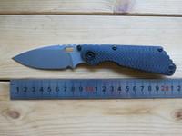 GF Personalizzato ST ST SNG Style D2 Blade TC4 TC4 in lega di titanio in fibra di carbonio manico tattico sopravvivenza combattimento strumenti da campeggio EDC coltello pieghevole