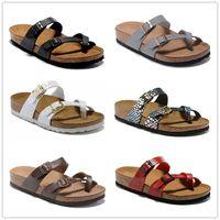 Mayari para hombre para mujer verano corcho zapatillas sandalias fondo grueso antideslizante casual playa huaraches lustrador zapatillas flip flops 34-46