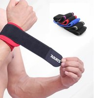 Support de poignet de basket-ball 5 couleurs Sport Sécurité Exercice Fitness Wristband Haltères Poids de protection Brassards Sports CYZ2824 Fournisseur