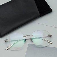 Neue Brillen Rahmen Frauen Männer Brillenrahmen Frauen Brillen Rahmen Klare Linsengläser Rahmen oculos 06 und Fall