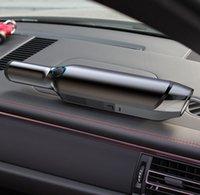 FreeShipping Wireless Handheld Vacuum Cleaner recarregável Cyclone sucção Car Vacuum Cleaner Cordless Wet / Dry Auto portátil para carro Início
