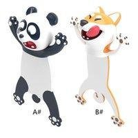 Lesezeichen 3D Stereo Cartoon Schöne Tier Nette Katze Funny Student Kinder Geschenk Dropship