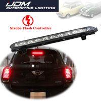 iJDM Für MINI Cooper R50 R53 R56 R57 R58 R60 F54 F55 F56 Strobe Flash-Red LED High Berg Bremsbremsleuchte Dritte 3. Bremsleuchte