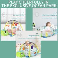 Pool Crawling Carpet Baby Play Stand Game Mat The 3 In Toys 1 Pofwb