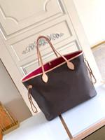 Классическое высшее качество 5A M40995 мм GM Momogran Холст верхняя ручка сумочки Azur Ebene Canvas, Totes с сумкой кошелек, NF сумок, M44990