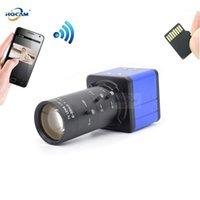 Камеры HQCAM Camhi 2MP 5MP IMX355 2560x1920 Audio Mini WiFi Box IP-камера Крытый беспроводной эпиднадзор домашней безопасности OnVif CCTV TF Card1